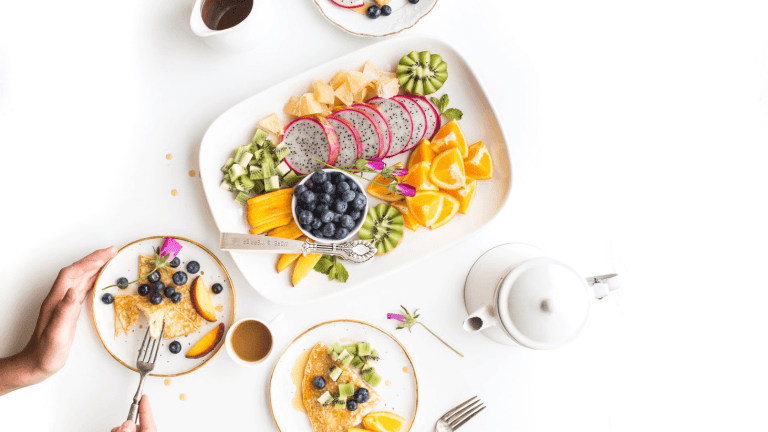 5 Easy Breakfasts for Busy Parents