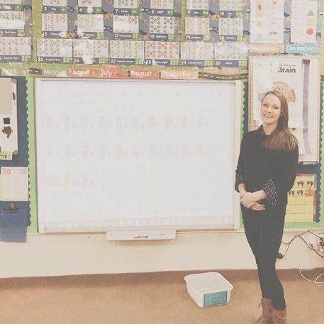 Mel Telford - Officially a student teacher | www.lifeasmrsmum.com