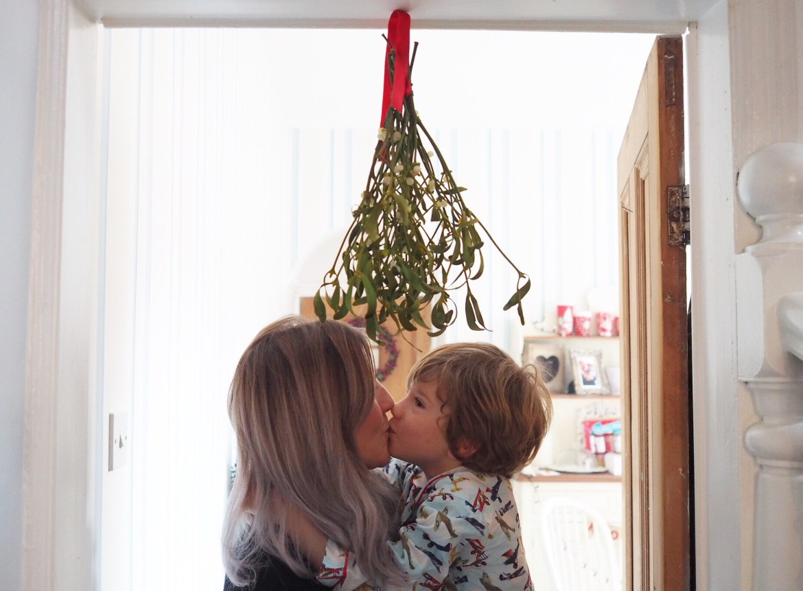 me and mine december - life as our little family