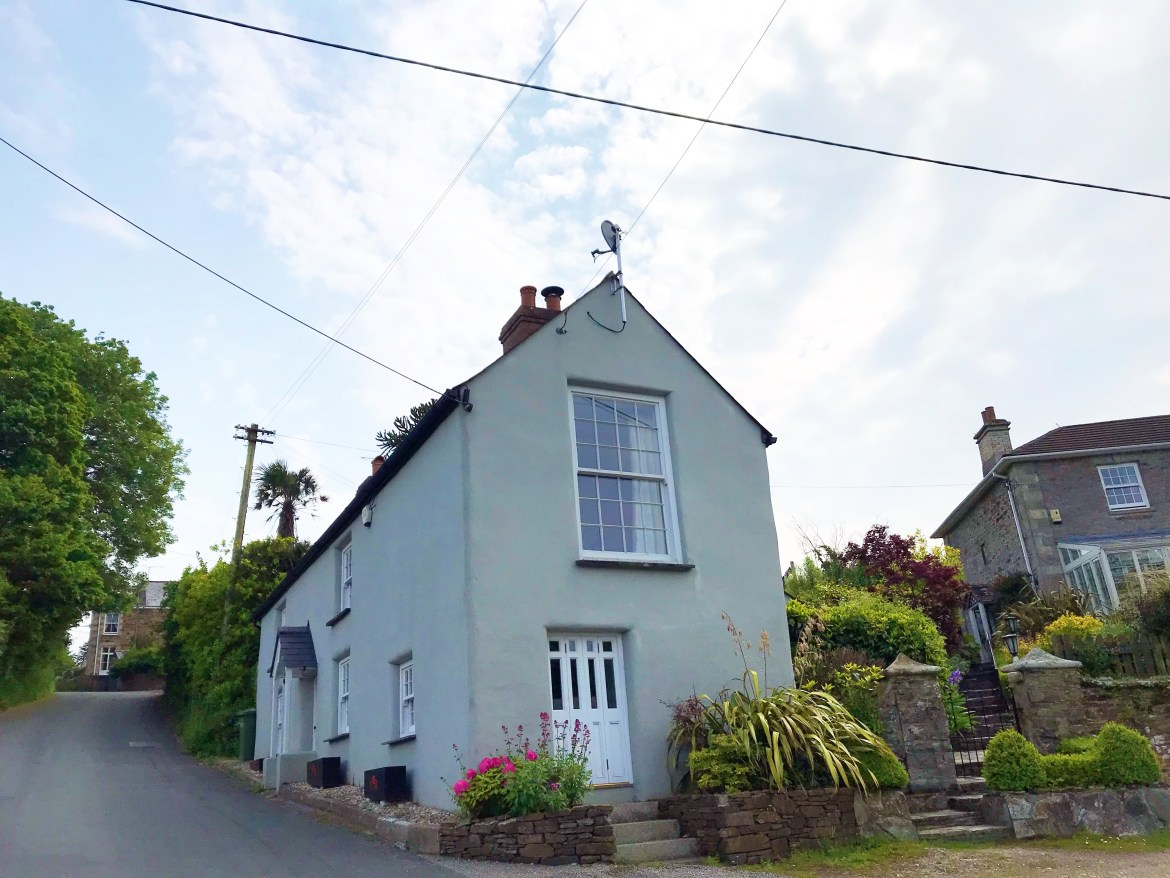 Old Post Office St Mawgan Porth
