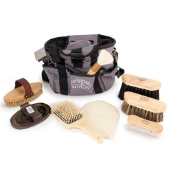 Bentleys Original Wooden Grooming Kit