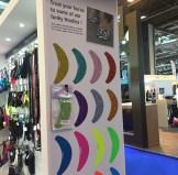 Hoofies, colourful stick on hoof designs