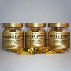 Hoarse Sweets