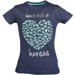 Heart Full of Horses T-Shirt
