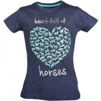 Heart Full of Horses T-Shirt