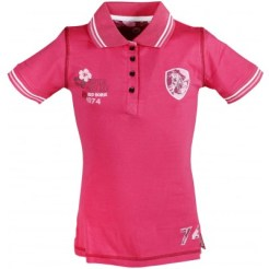 Red Horse Venice Polo Pink
