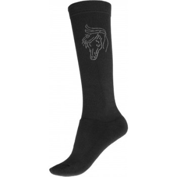 Red Horse Crystal Sock