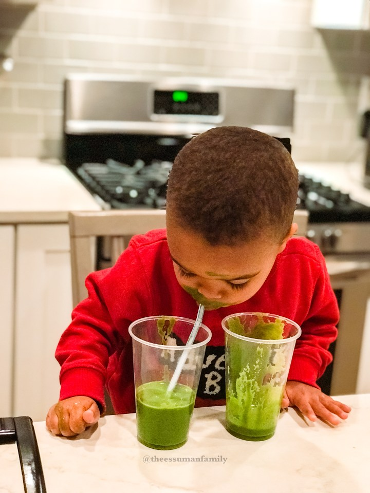 Dinosaur Smoothie Recipe