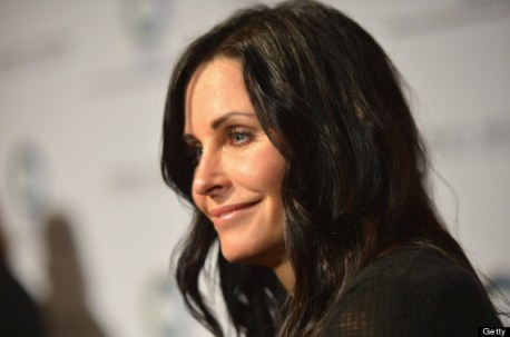 BEVERLY HILLS, CA - MARCH 05: Actress Courteney Cox attends the UCLA Institute Of The Environment And Sustainability's 2nd Annual Evening Of Environmental Excellence on March 5, 2013 in Beverly Hills, California. (Photo by Alberto E. Rodriguez/Getty Images)