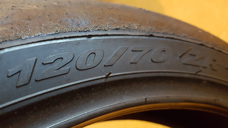 Motorcycle Tyre Sizes And Profiles