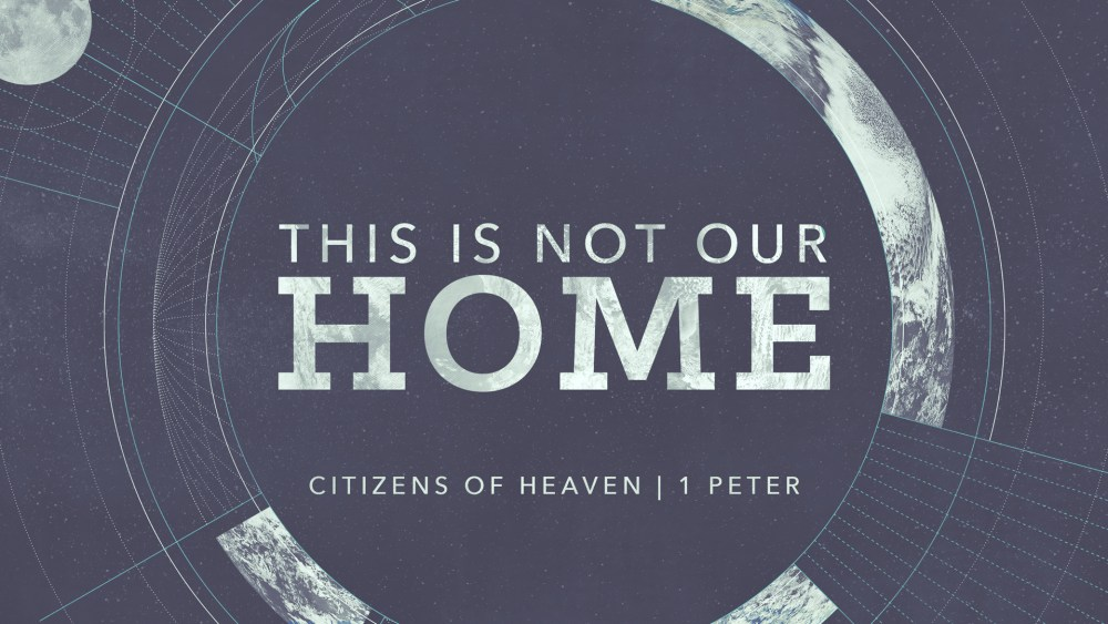 This Is Not Our Home