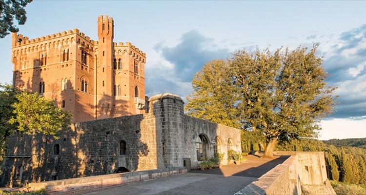 brolio castle in chianti