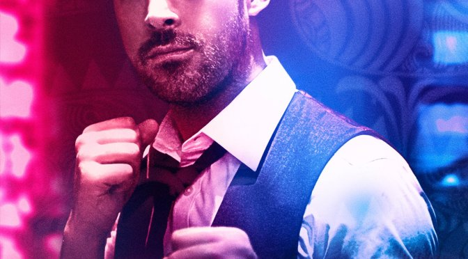 "Poster for the movie ""Only God Forgives"""