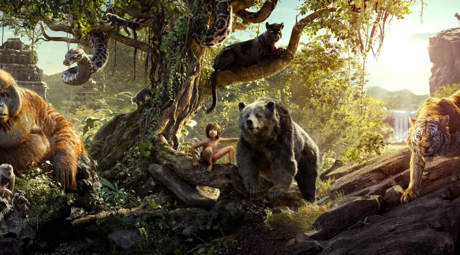 Jungle Book Hits $900 Million