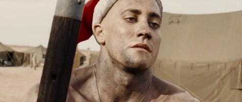 If you liked the writing (though really there isn't much writing in Cast Away), you might like another film written by William Broyles Jr. Jarhead (2005) is a psychological study of operations desert shield and desert storm during the gulf war told through the eyes of a U.S marine sniper (Jake Gyllenhaal)
