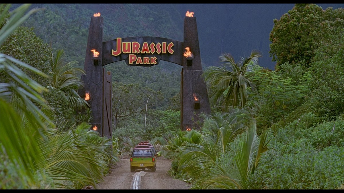 Not New Review - Jurassic Park (1993)