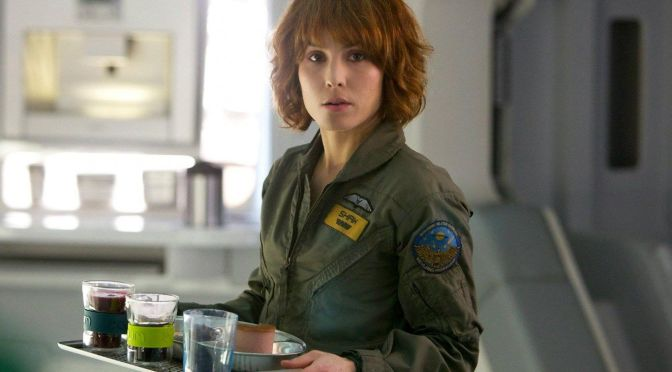 Noomi Rapace Will Reprise Prometheus Role in Alien: Covenant