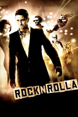 "Poster for the movie ""RockNRolla"""