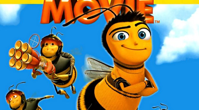 "Poster for the movie ""Bee Movie"""