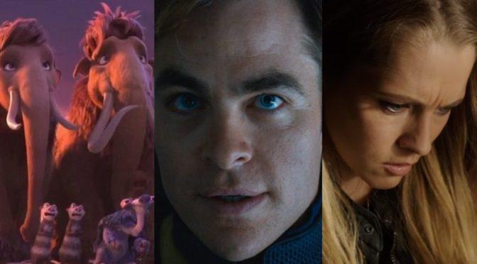 Weekend Outlook: Star Trek Beyond