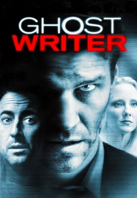 """Poster for the movie """"Ghost Writer"""""""