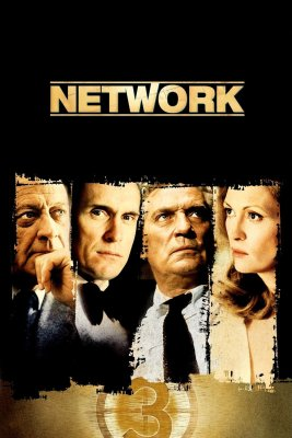 """Poster for the movie """"Network"""""""