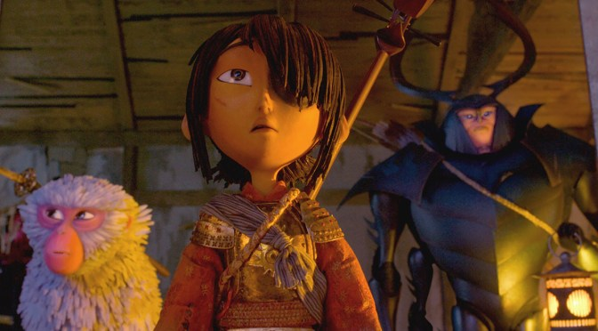 Kubo and the Two Strings, 2016 – ★★★★½