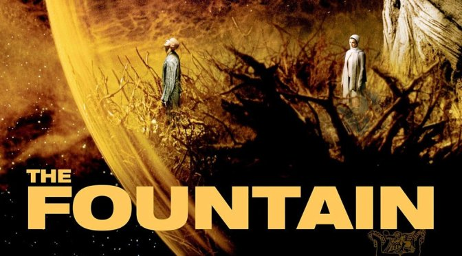 "Poster for the movie ""The Fountain"""