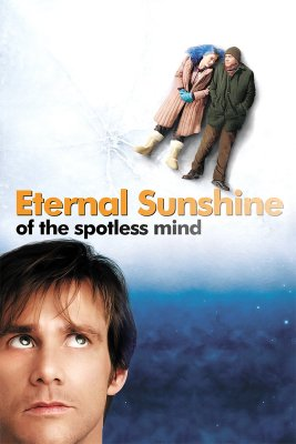"""Poster for the movie """"Eternal Sunshine of the Spotless Mind"""""""