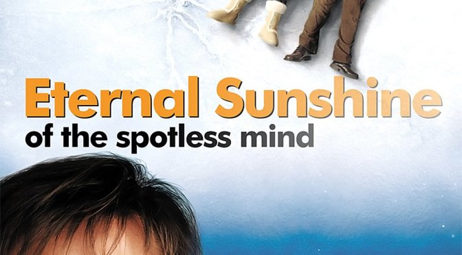 "Poster for the movie ""Eternal Sunshine of the Spotless Mind"""