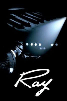 "Poster for the movie ""Ray"""
