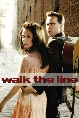 """Poster for the movie """"Walk the Line"""""""