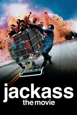 """Poster for the movie """"Jackass: The Movie"""""""