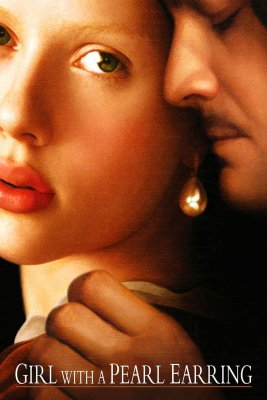 """Poster for the movie """"Girl with a Pearl Earring"""""""