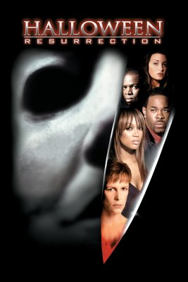 "Poster for the movie ""Halloween: Resurrection"""