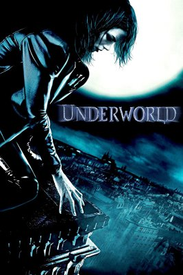 "Poster for the movie ""Underworld"""