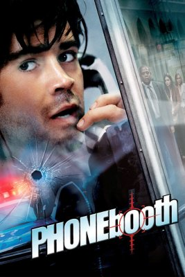 """Poster for the movie """"Phone Booth"""""""