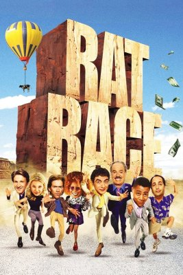 "Poster for the movie ""Rat Race"""