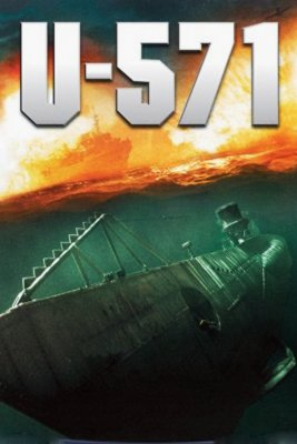 "Poster for the movie ""U-571"""