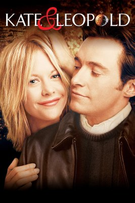 """Poster for the movie """"Kate & Leopold"""""""
