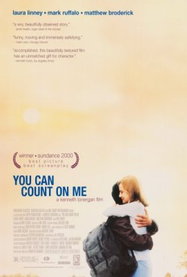 """Poster for the movie """"You Can Count on Me"""""""