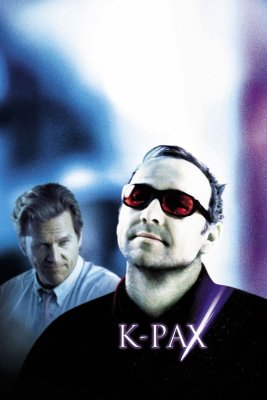 """Poster for the movie """"K-PAX"""""""