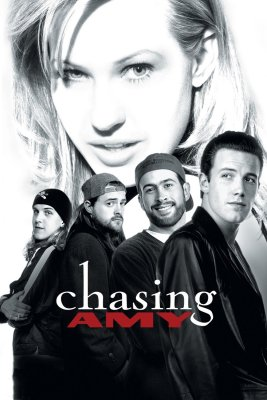 "Poster for the movie ""Chasing Amy"""