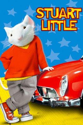 """Poster for the movie """"Stuart Little"""""""