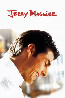 """Poster for the movie """"Jerry Maguire"""""""