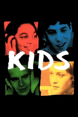 """Poster for the movie """"Kids"""""""