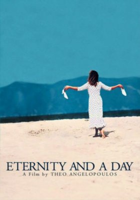 """Poster for the movie """"Eternity and a Day"""""""