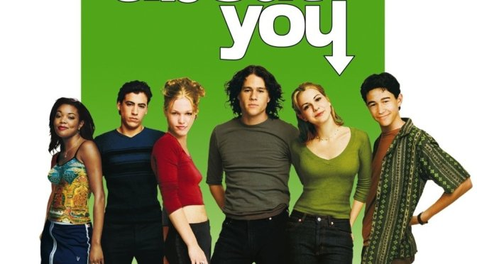 """Poster for the movie """"10 Things I Hate About You"""""""