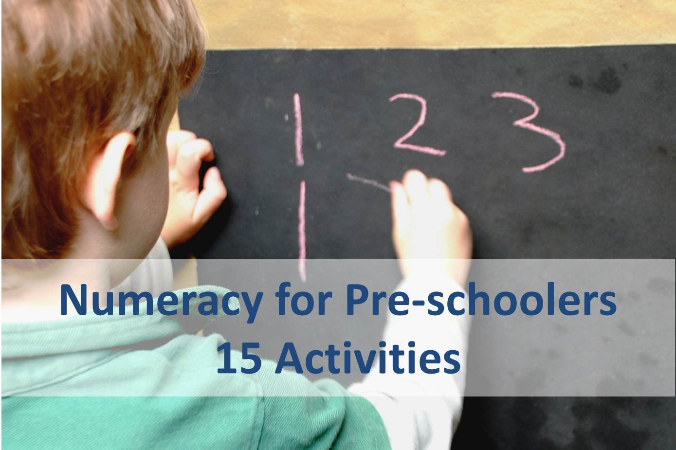 15 Numeracy Activities For Preschoolers