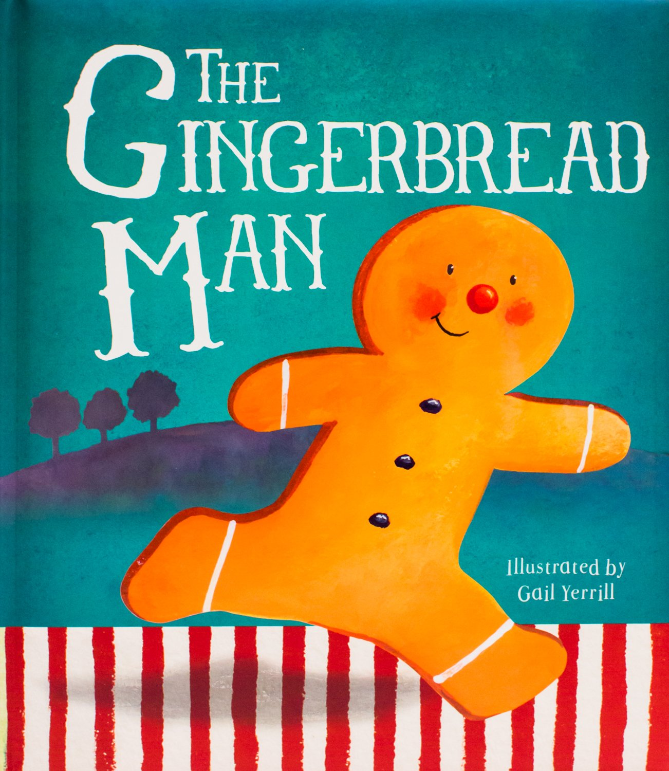 Gingerbread Man Books For Kids 1